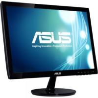 "Монитор 18.5"" Asus VS197DE black (TN, 1366x768, 16:9, 90/65, 200cd/m2, 600:1, 5ms, VGA) (90LMF1001T02201C)"